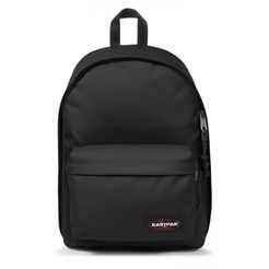 eastpak laptoprugzak »out of office black« zwart