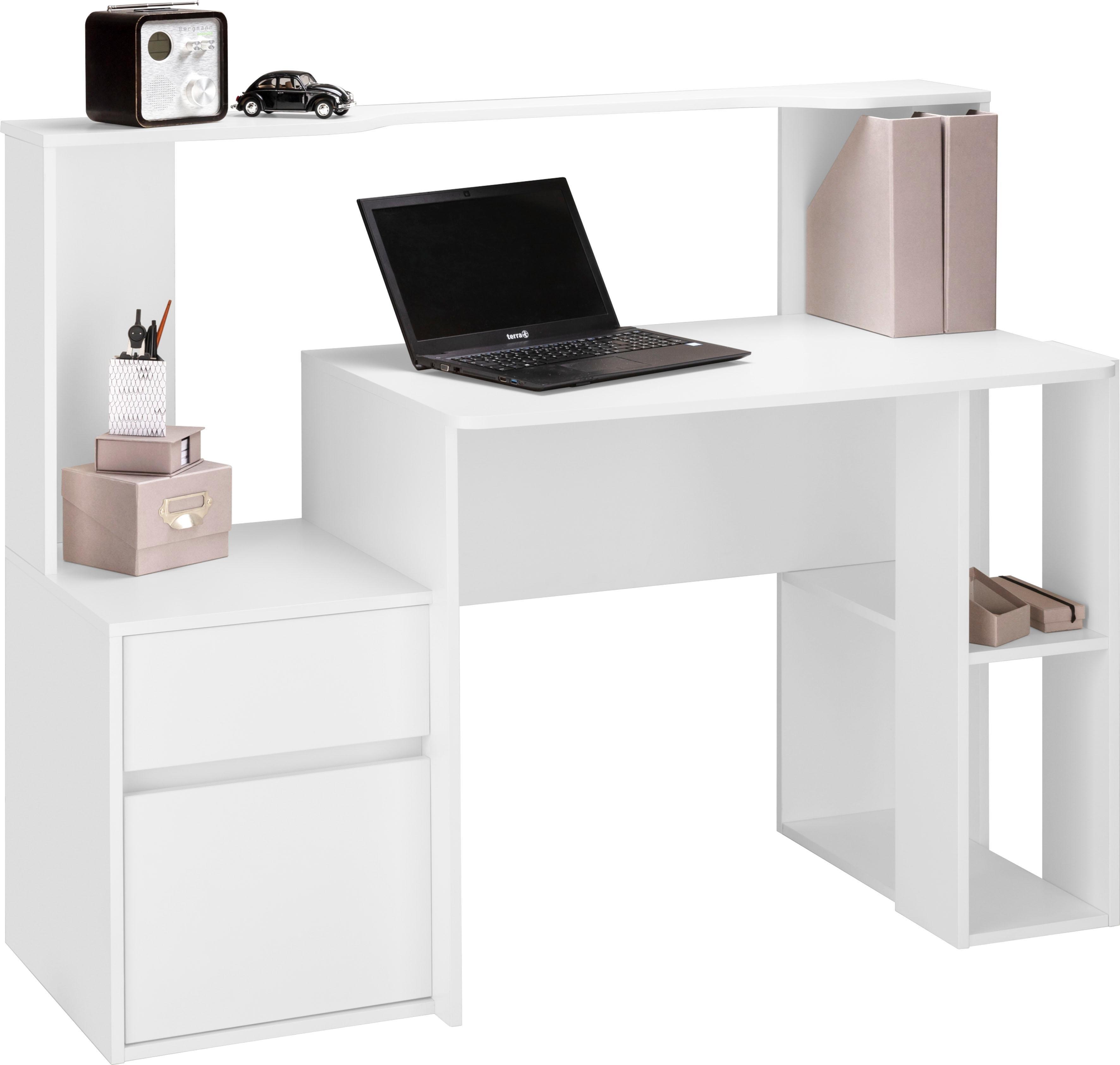 bureau Erne Breedte 139,5 cm nu online kopen bij OTTO
