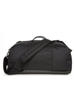 eastpak reistas stand, cnnct coat bevat gerecycled materiaal (global recycled standard) zwart