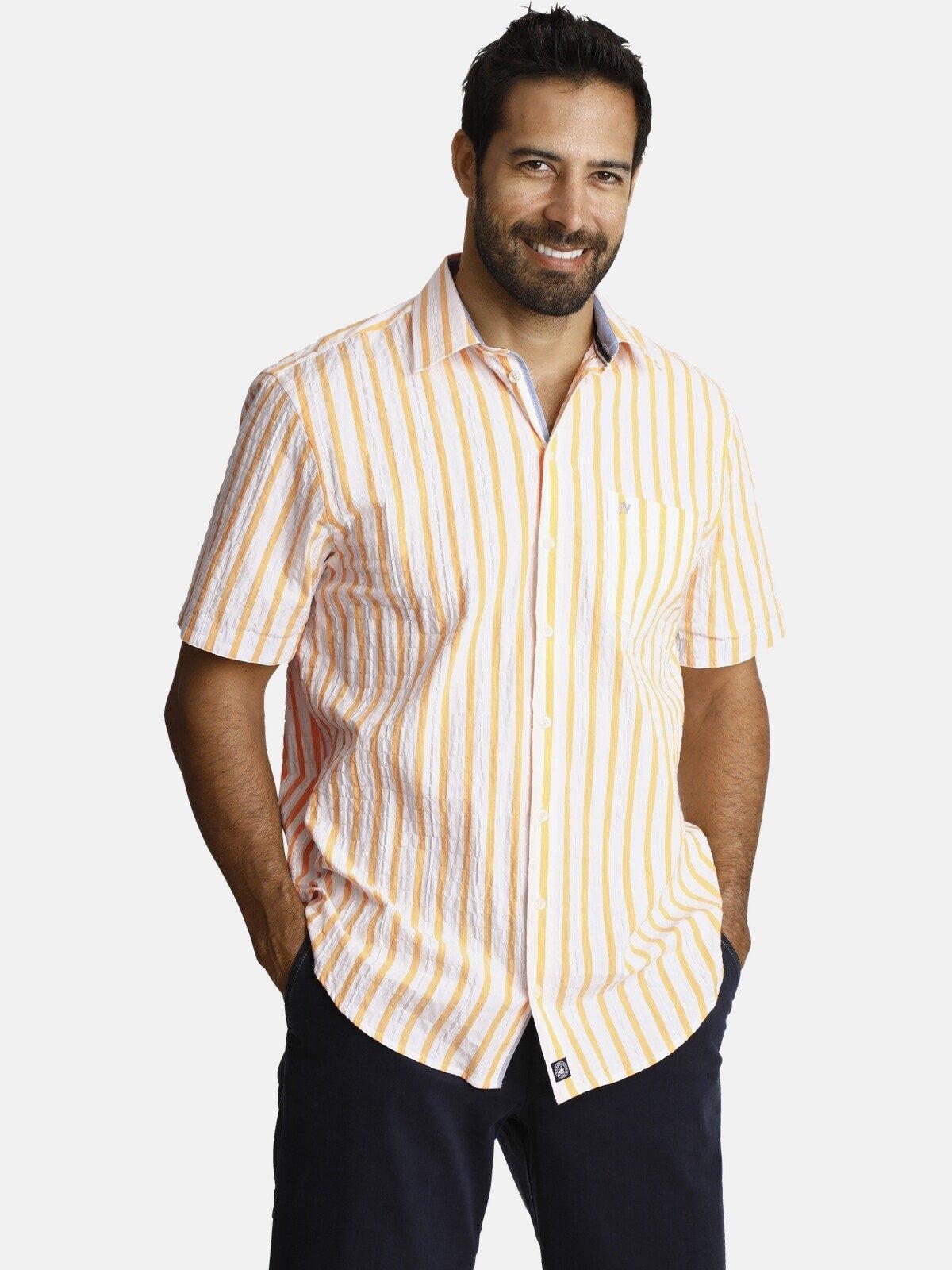 Jan Vanderstorm gestreept overhemd »DEACON« voordelig en veilig online kopen