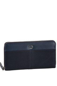 gerry weber bags portemonnee blauw