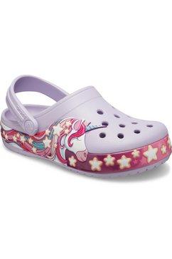 crocs clogs »crocs fun unicorn« paars