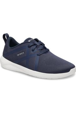 crocs sneakers »lite ride modform lace« blauw
