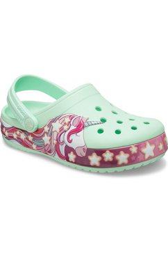 crocs clogs »crocs fun unicorn« groen