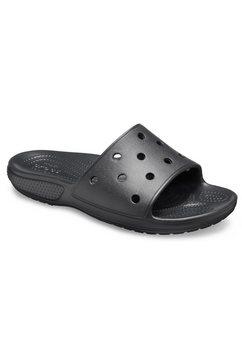 crocs slippers »classic crocs slide« zwart
