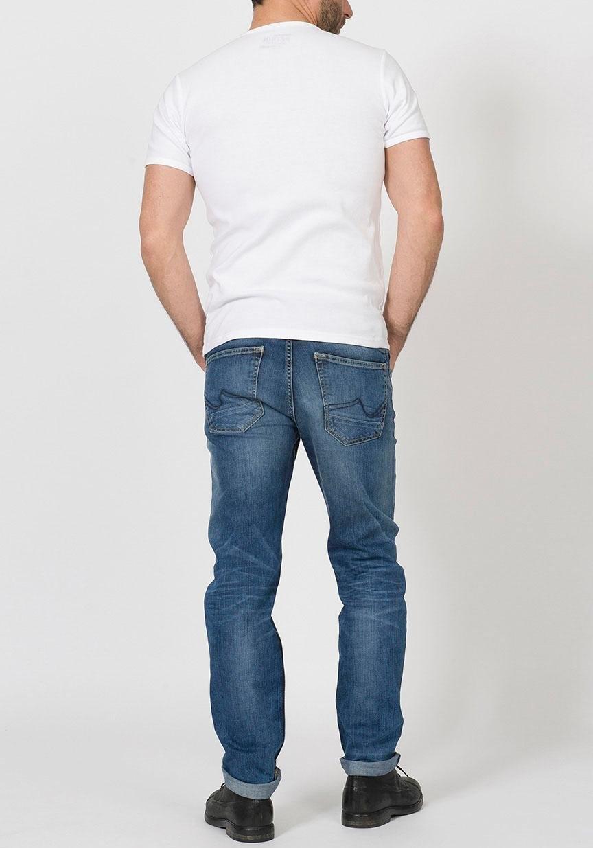 Op zoek naar een Petrol Industries regular fit jeans »RILEY«? Koop online bij OTTO