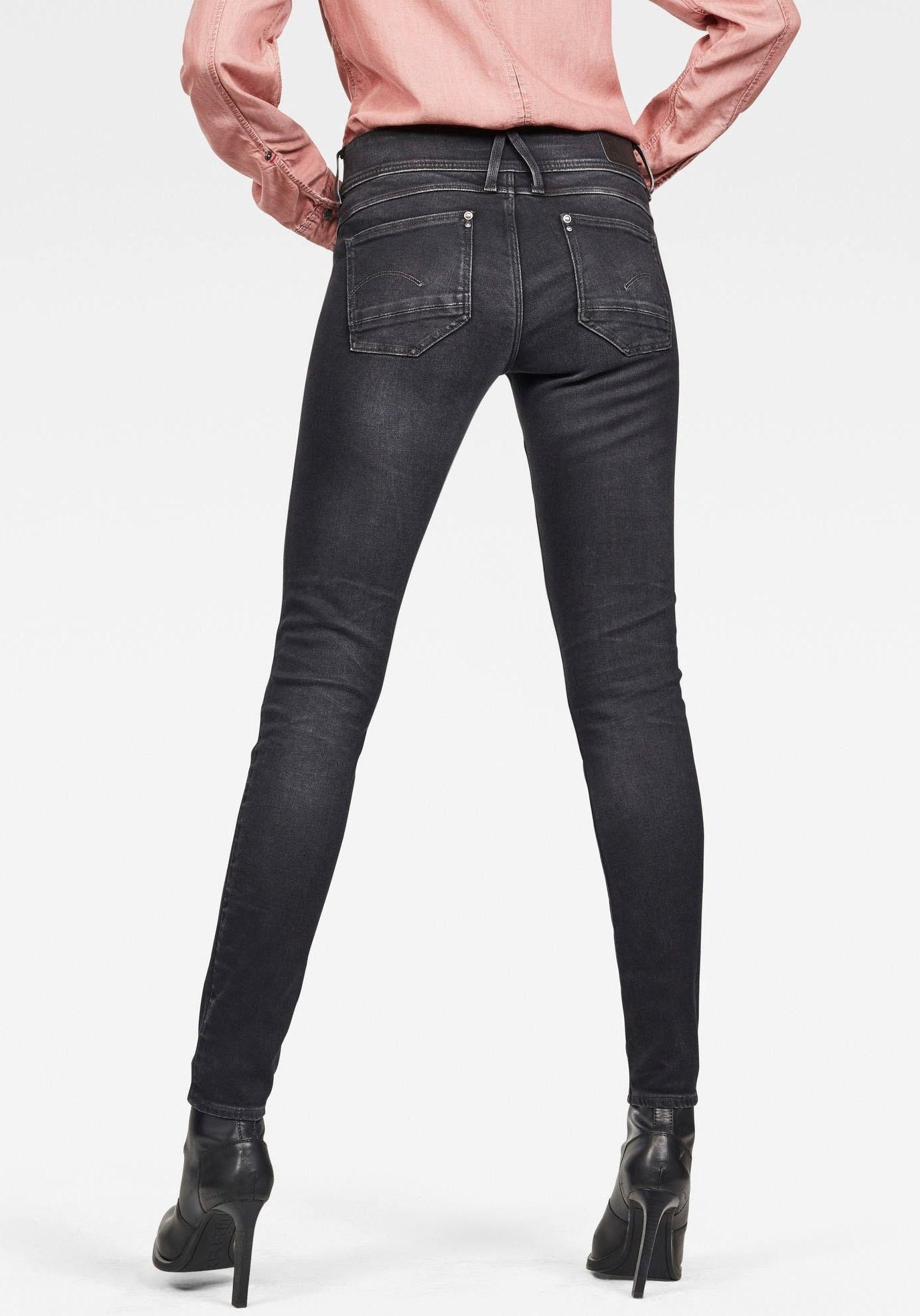 Op zoek naar een G-Star Raw skinny jeans »Lynn Mid Skinny«? Koop online bij OTTO
