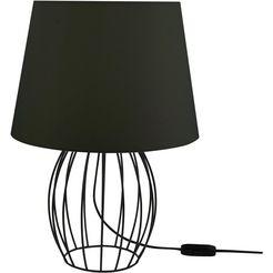 britop lighting tafellamp »serenity tischleuchte 1xe27 60w«, zwart