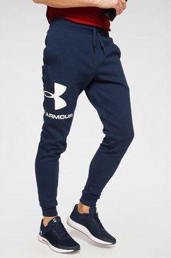 under armour joggingbroek blauw