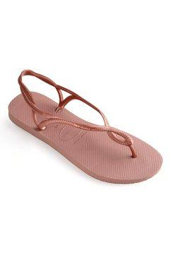 havaianas sandalen »luna« roze