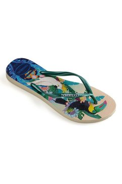 havaianas teenslippers »tropical« multicolor