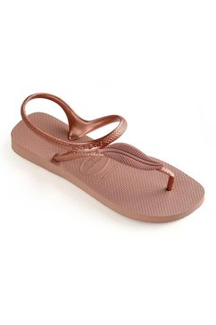 havaianas sandalen »flash urban plus« roze