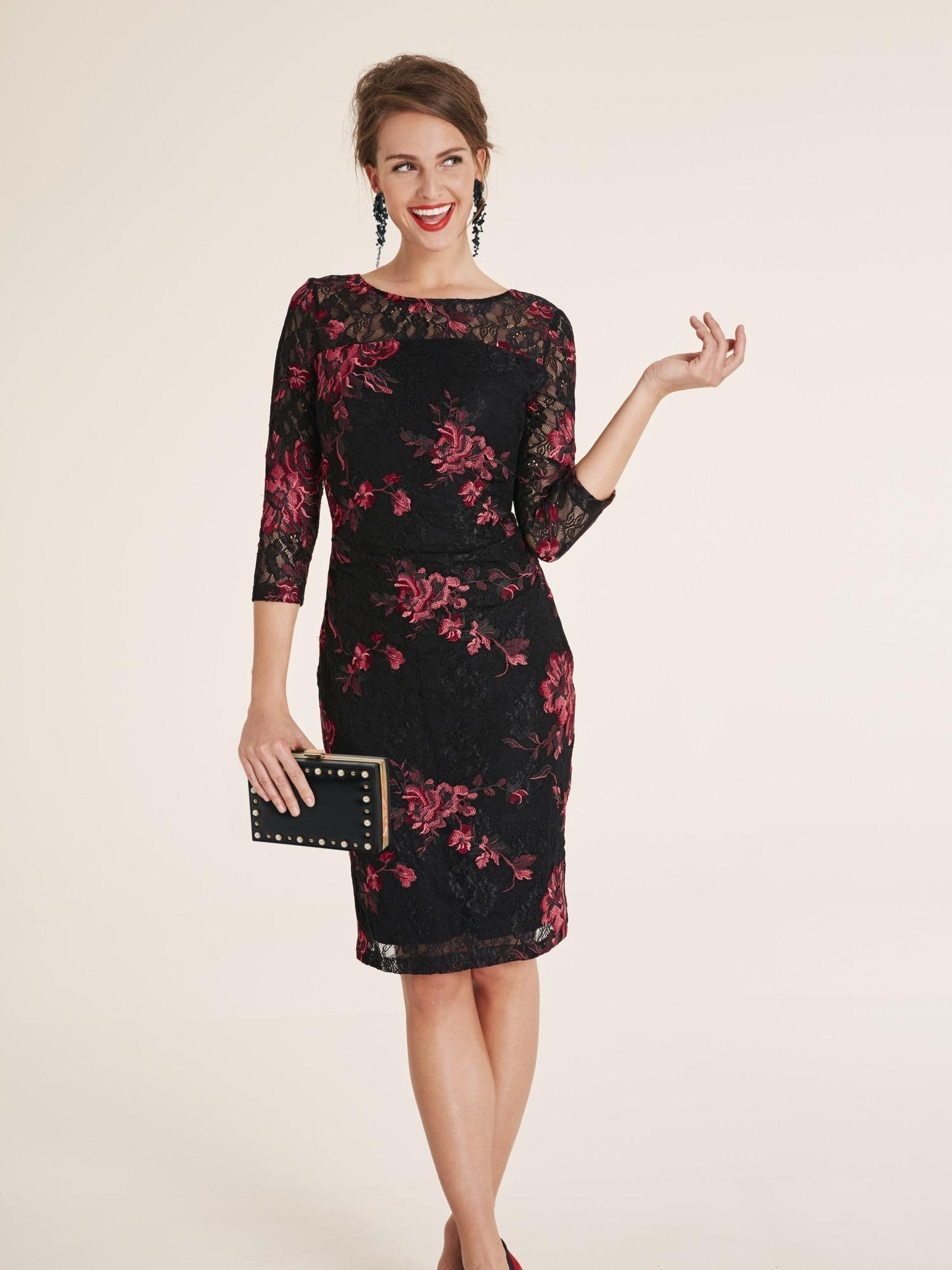 Ashley Brooke By Heine Kanten jurk voordelig en veilig online kopen