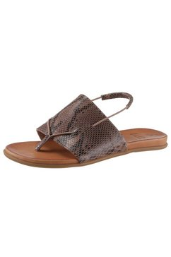 ilc sandalen bruin