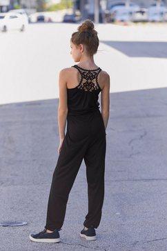arizona jumpsuit zwart
