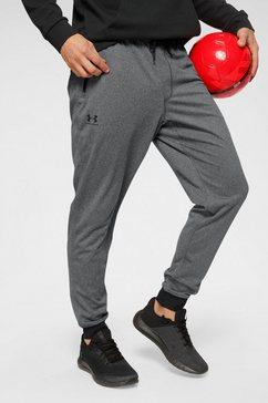 under armour trainingsbroek sportstyle tricot jogger grijs