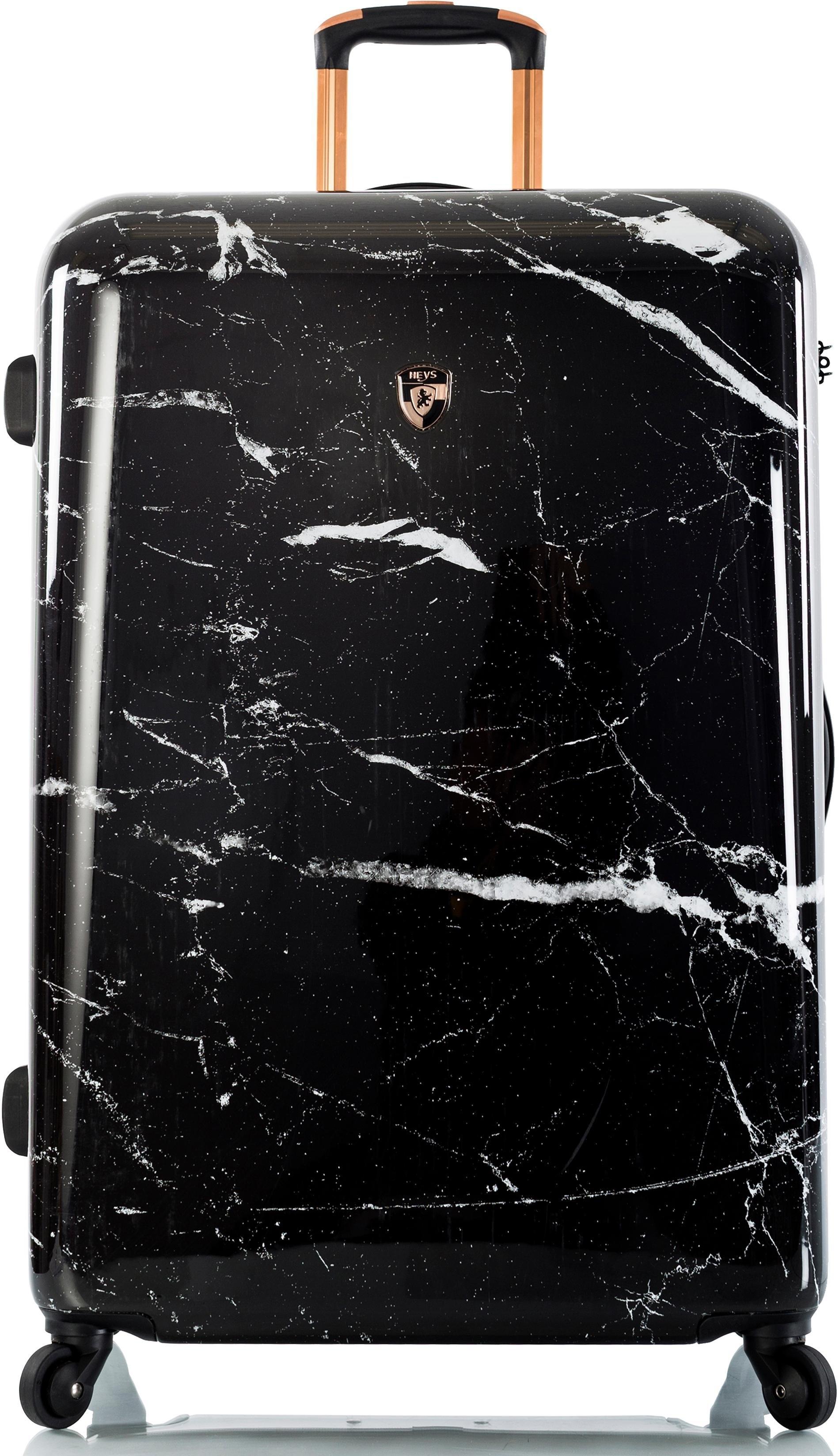 Heys hardshell-trolley Marquina, 76 cm, zwart marmer in de webshop van OTTO kopen