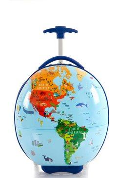 heys kinderkoffer »globe, 41 cm« multicolor