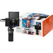 sony compact-camera dsc-rx100 iii g inclusief vct-sgr1 statief-handgreep zwart