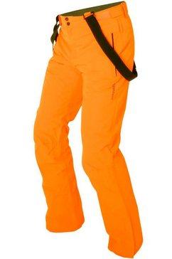 brunotti skibroek »footstrap« oranje