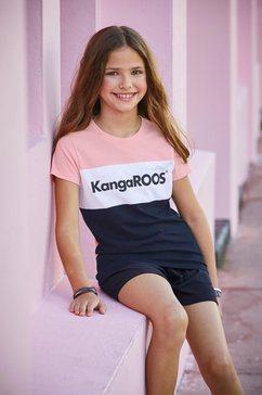 kangaroos t-shirt multicolor