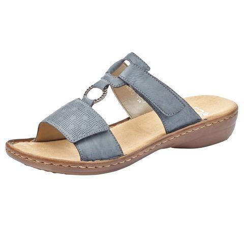 NU 10% KORTING: RIEKER slippers