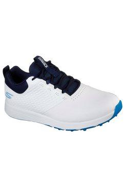 skechers fitnessschoenen »golfschuh skechers go golf elite v.4™« wit