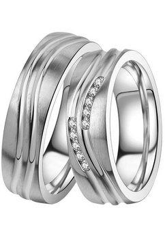 doosti trouwring »st-091-d, st-091-h,« zilver