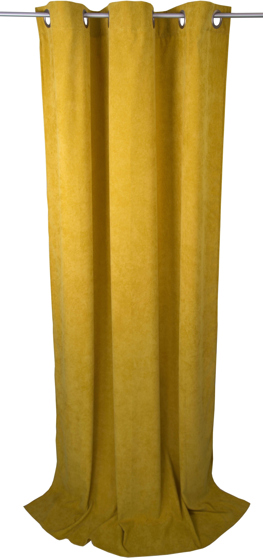 Tom Tailor Gordijn Casual cord HxB: 245x140 (1 stuk) voordelig en veilig online kopen