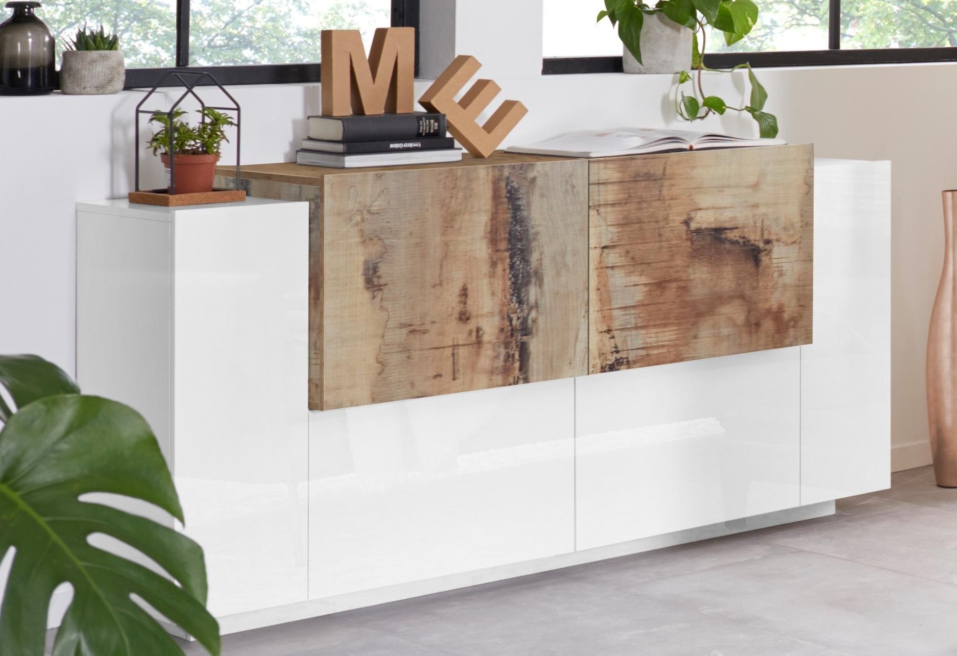 Tecnos dressoir »Corona«, breedte 200 cm - gratis ruilen op otto.nl