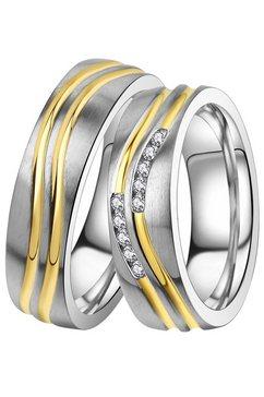 doosti trouwring »st-093-d, st-093-h,« goud