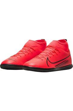 nike voetbalschoenen »mercurial jr superfly 7 club ic« rood