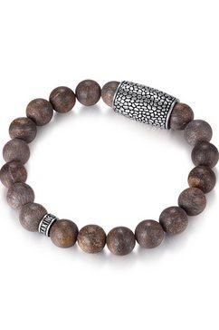 kingka armband »sb2212sbn« bruin