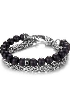 kingka armband »sb2207sag« schwarz