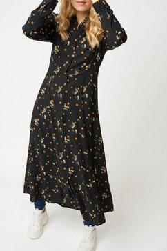 soyaconcept maxi-jurk »ebony3« zwart