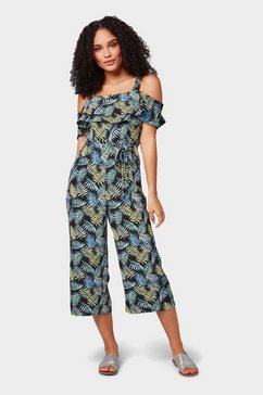 tom tailor jumpsuit »jumpsuit« multicolor
