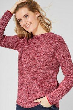 cecil trui met staande kraag rot
