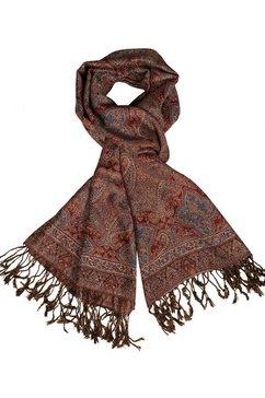 silvio tossi sjaal van hoogwaardig materiaal multicolor