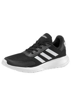 adidas performance sneakers »tensaur run k« zwart