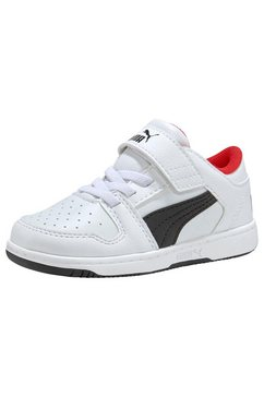 puma sneakers »rebound layup lo sl v infant« wit