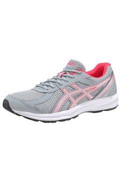 asics runningschoenen »gel braid« grijs