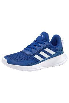 adidas performance sneakers »tensaur run k« blauw