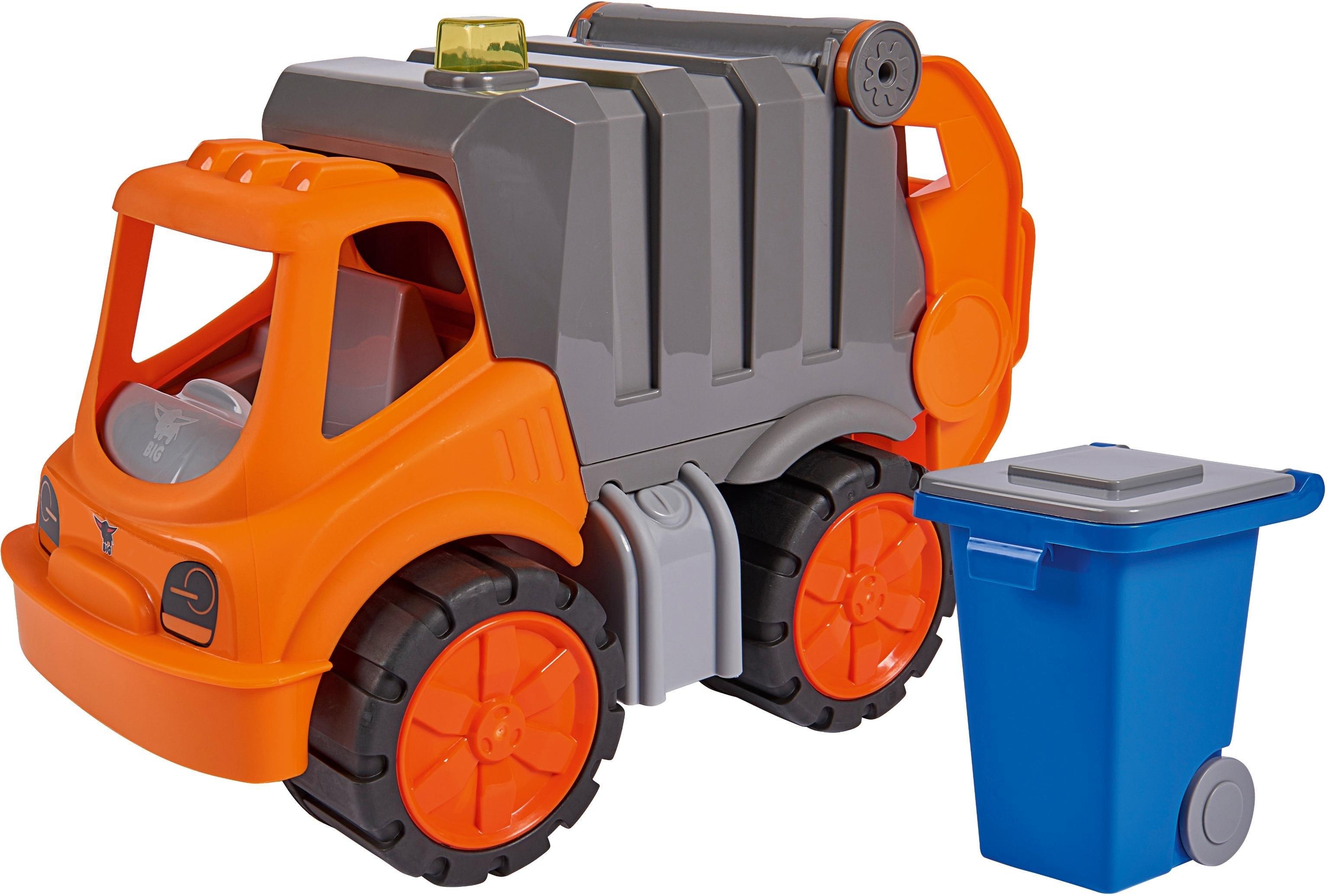 BIG speelgoed-vuilniswagen BIG Power Worker vuilniswagen bij OTTO online kopen