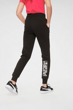puma joggingbroek »sweat pants girls« zwart