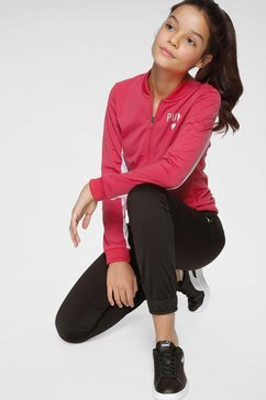 puma trainingspak »poly suit« roze