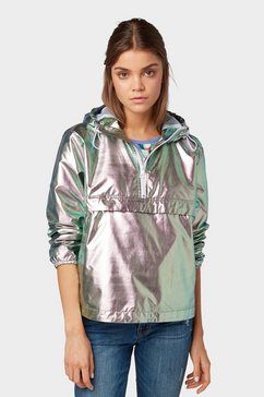 tom tailor denim outdoorjack »windbreaker« roze