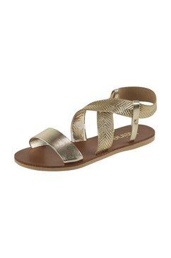 sandaaltjes goud