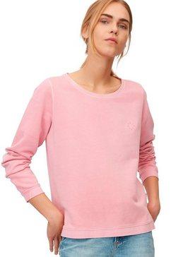 marc o'polo denim sweatshirt roze