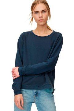 marc o'polo denim sweatshirt blauw
