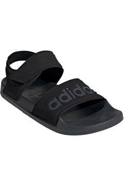 adidas badslippers »adilette sandal« zwart